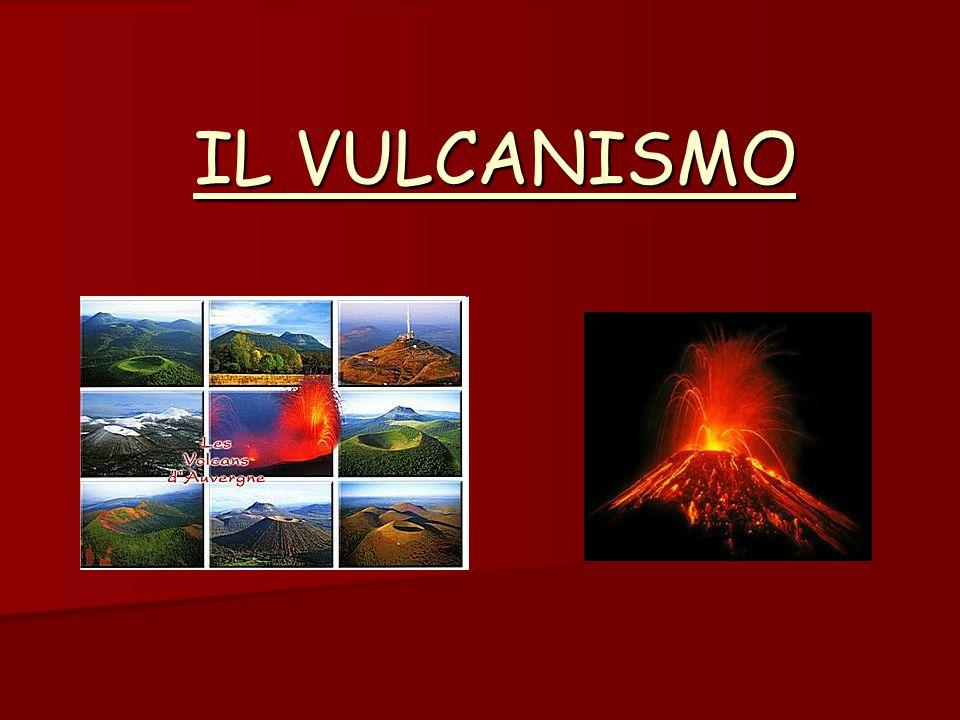 IL VULCANISMO