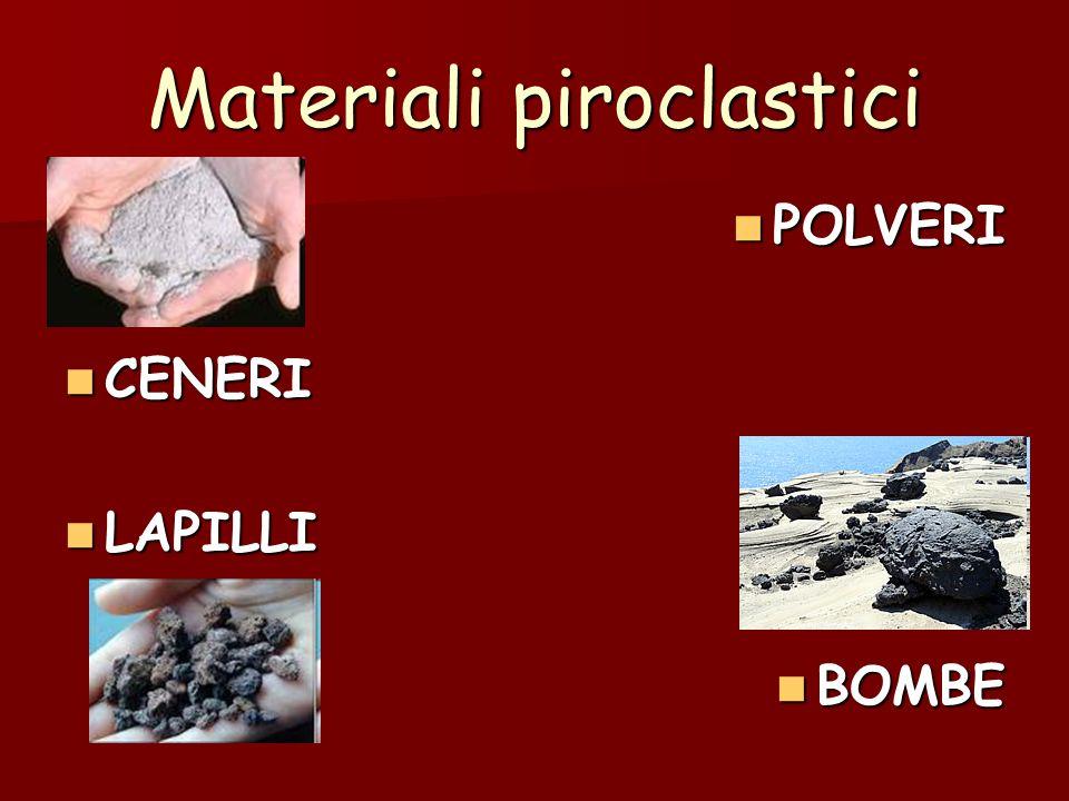Materiali piroclastici
