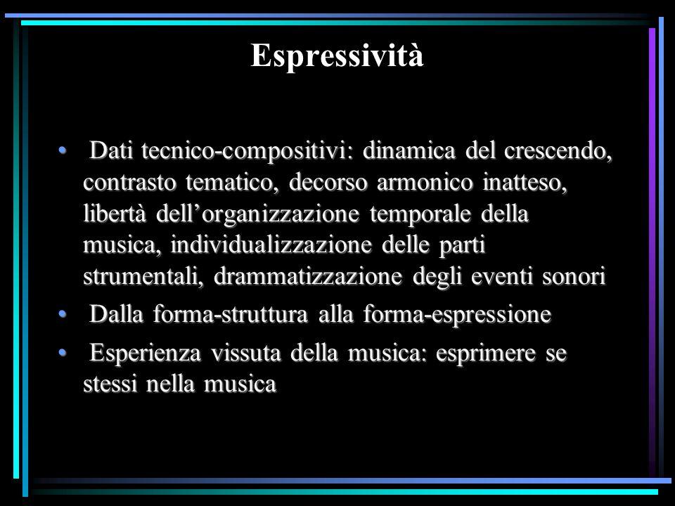 Espressività