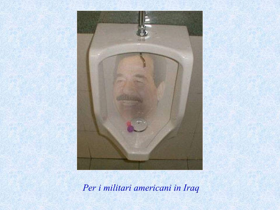 Per i militari americani in Iraq