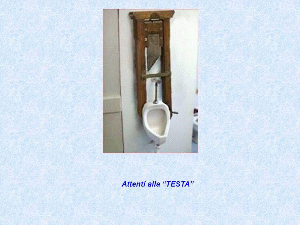 Attenti alla TESTA