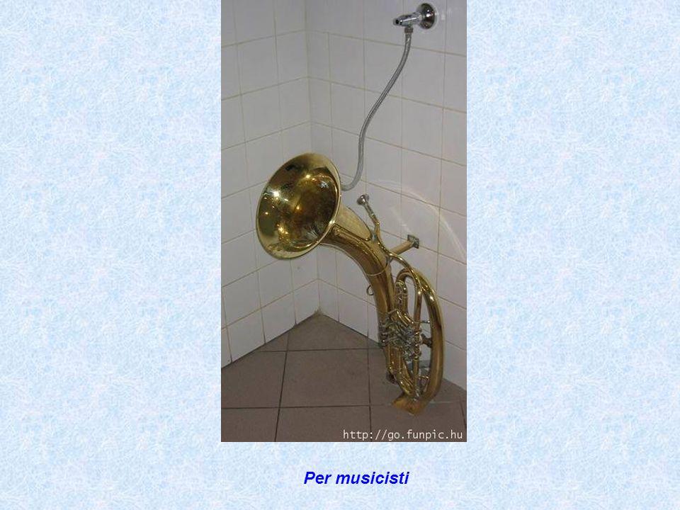 Per musicisti