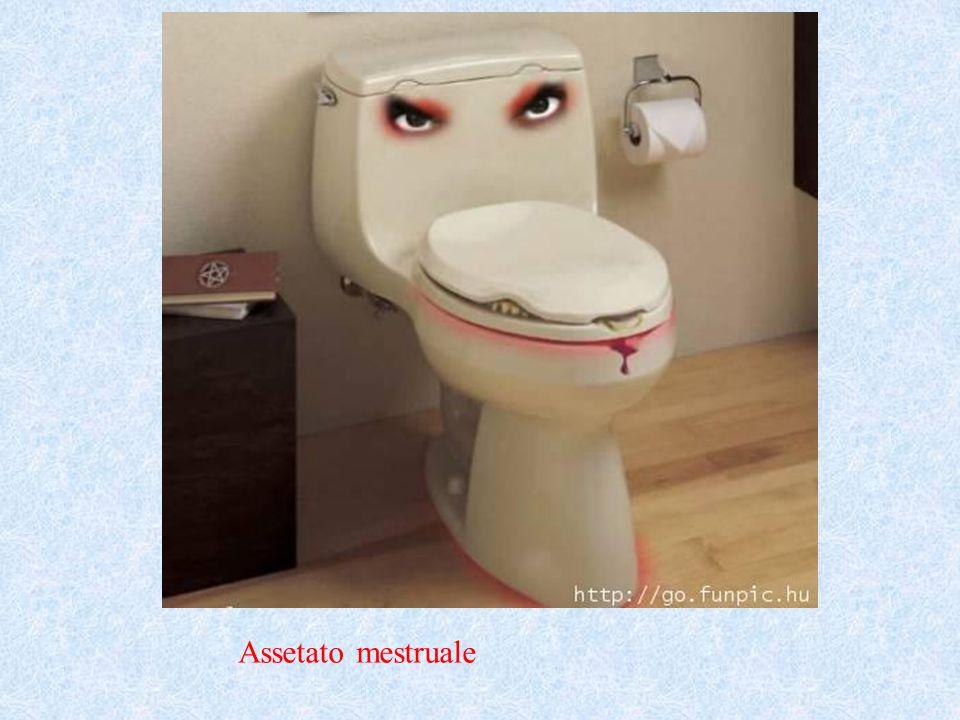 Assetato mestruale