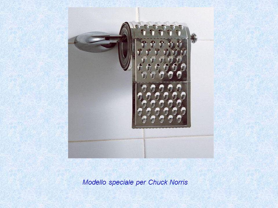 Modello speciale per Chuck Norris