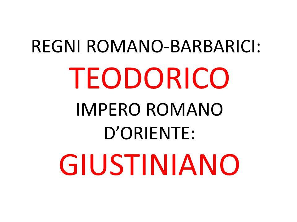 IMPERO ROMANO D'ORIENTE: