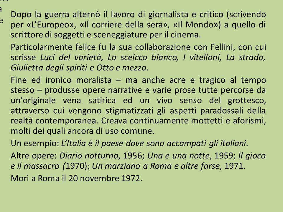 Particolarmente felice fu la sua collaborazione con Fellini