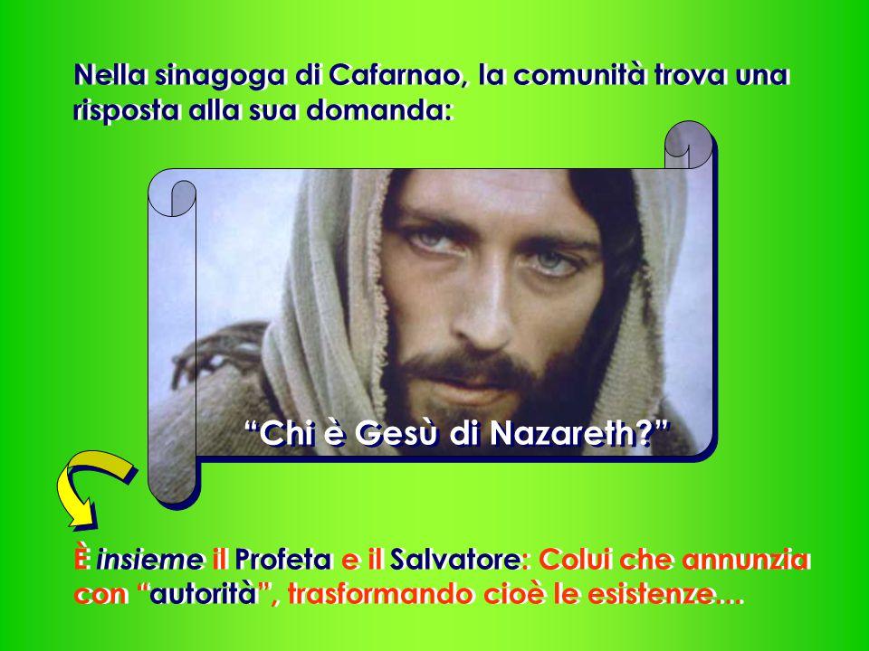 Chi è Gesù di Nazareth