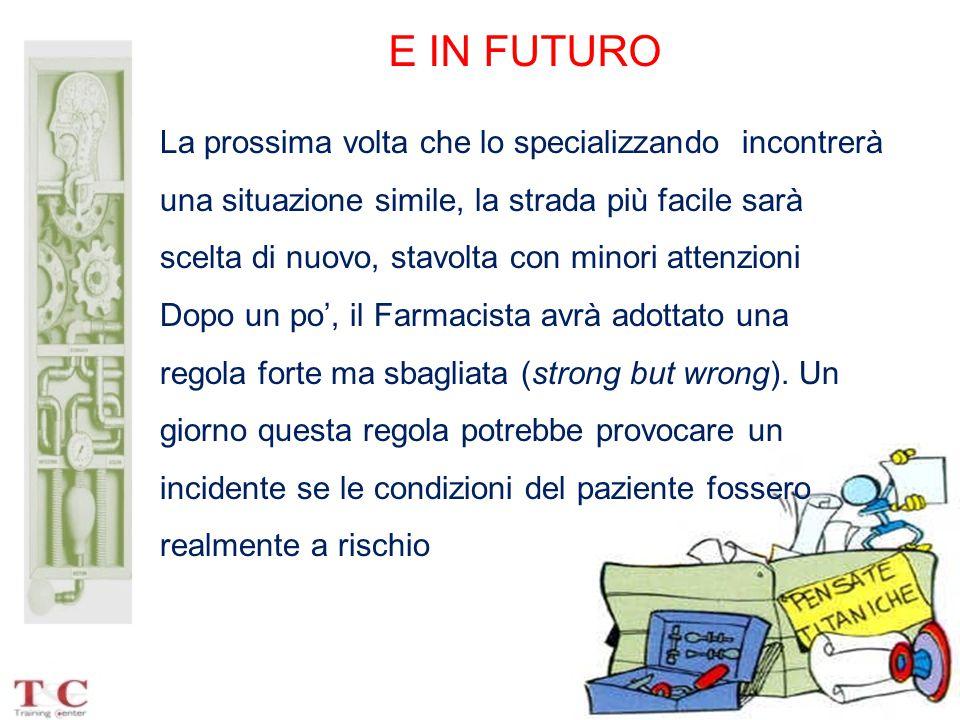 E IN FUTURO
