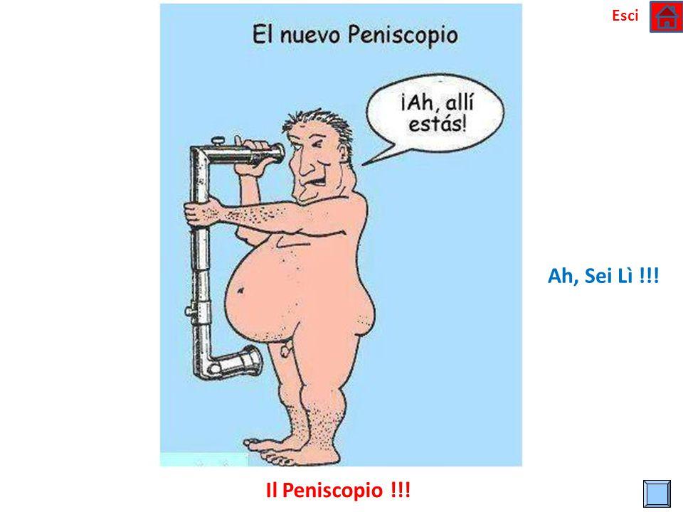 Esci Ah, Sei Lì !!! Il Peniscopio !!!