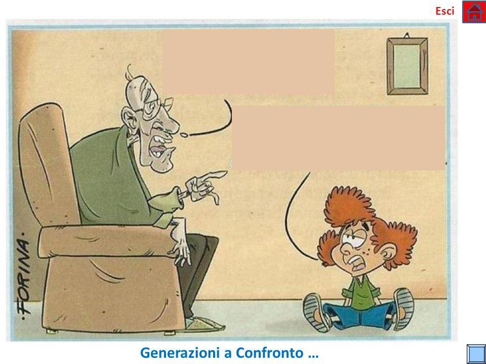Generazioni a Confronto …
