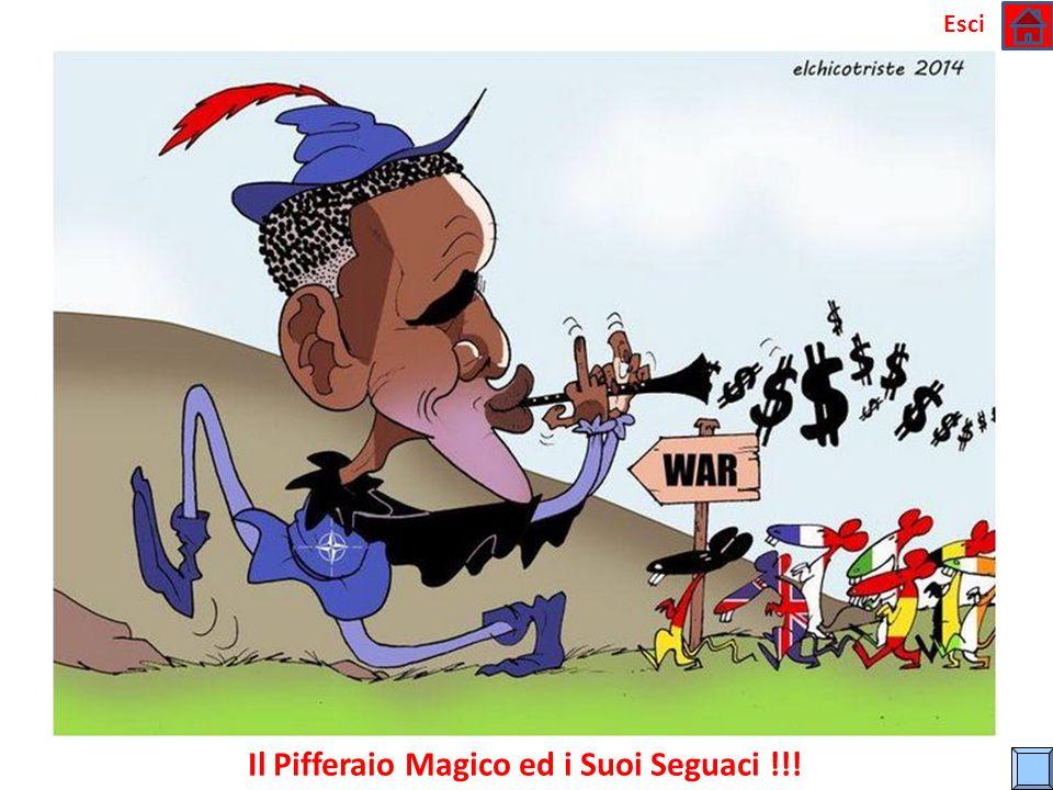 Il Pifferaio Magico ed i Suoi Seguaci !!!