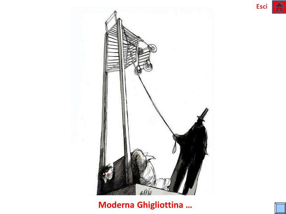 Moderna Ghigliottina …