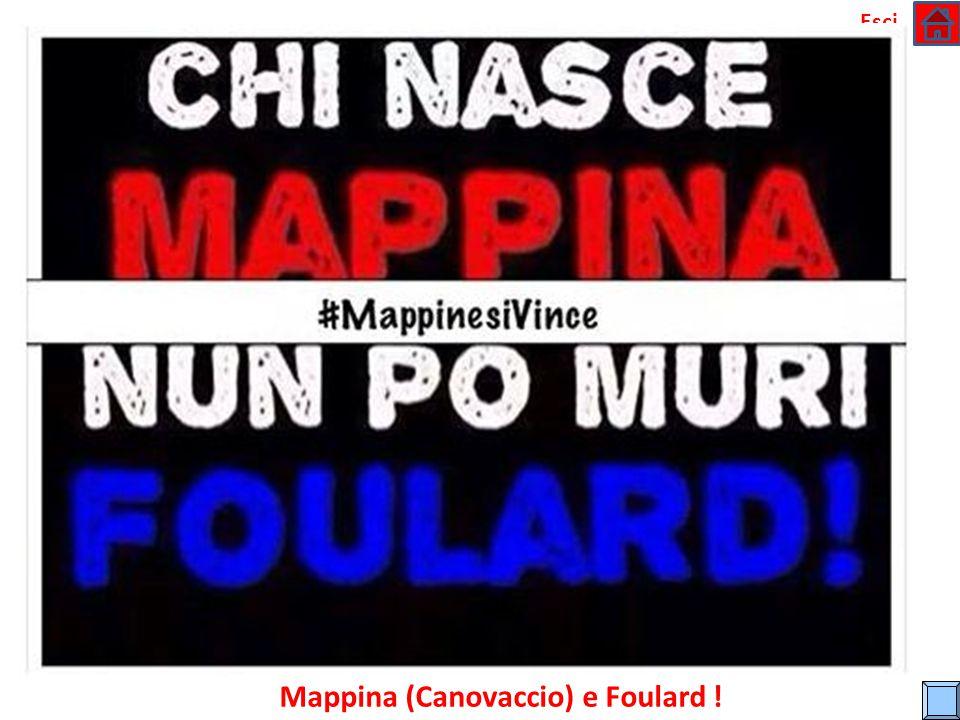 Mappina (Canovaccio) e Foulard !