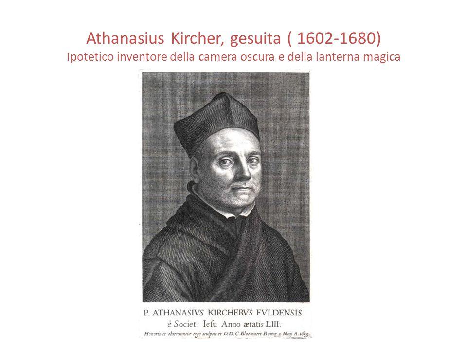 Athanasius Kircher, gesuita ( 1602-1680)