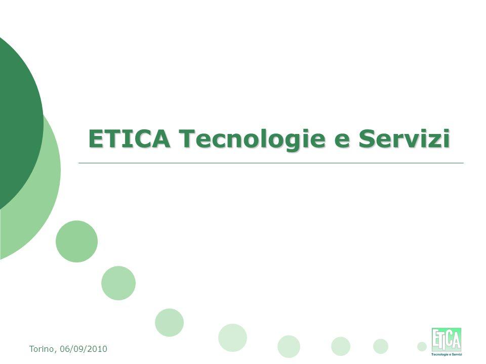 ETICA Tecnologie e Servizi