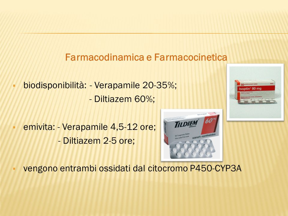 Farmacodinamica e Farmacocinetica