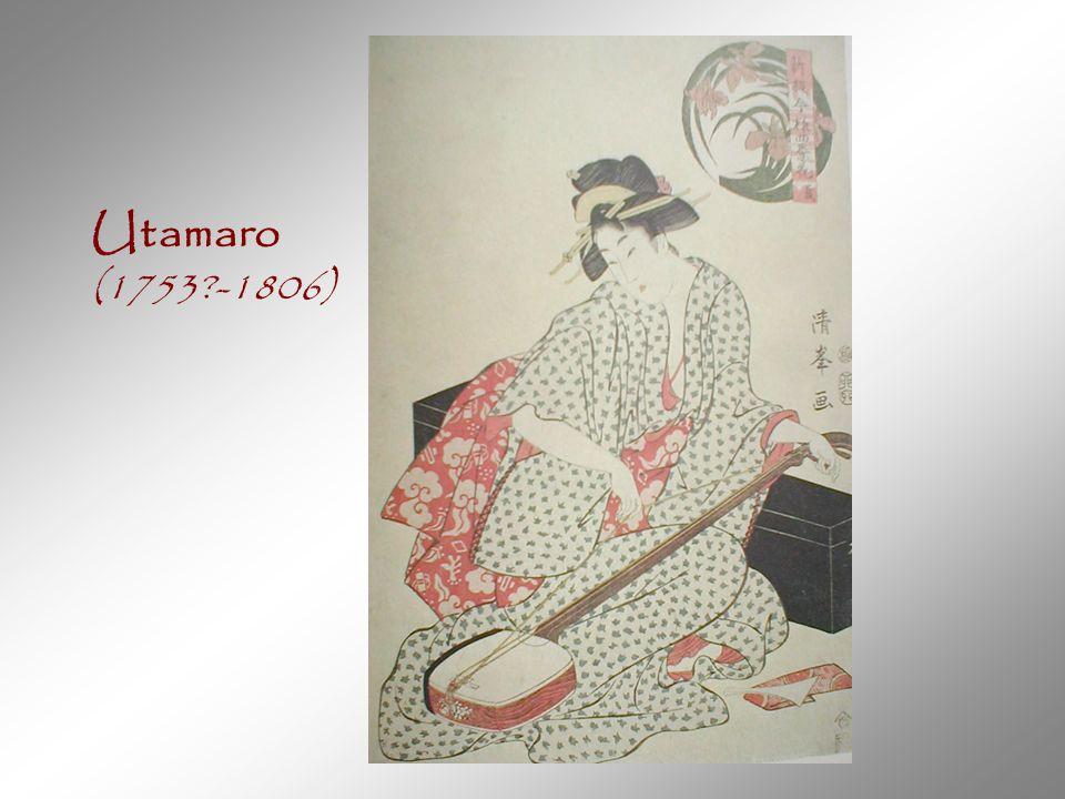 Utamaro (1753 -1806)