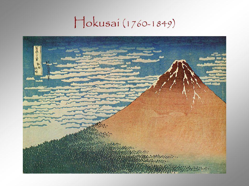 Hokusai (1760-1849)