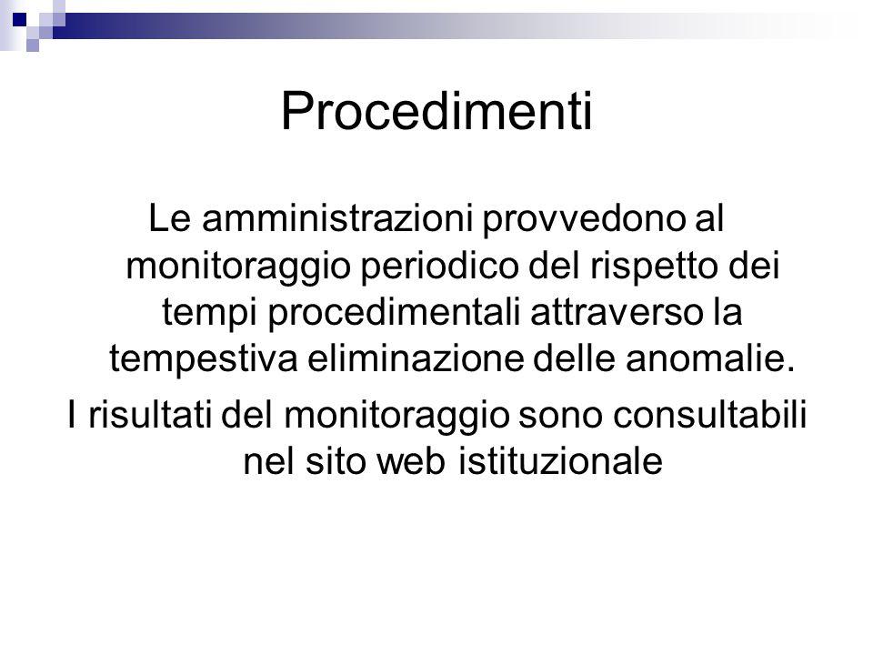 Procedimenti