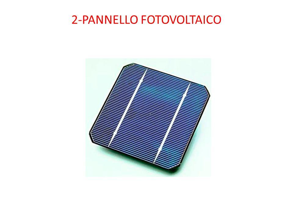 2-PANNELLO FOTOVOLTAICO