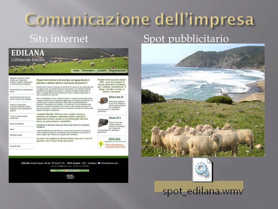 Comunicazione dell'impresa