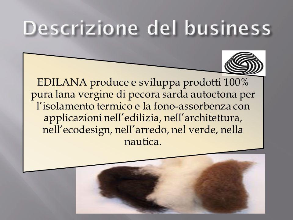 Descrizione del business