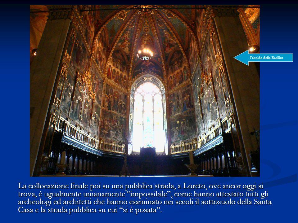l'abside della Basilica
