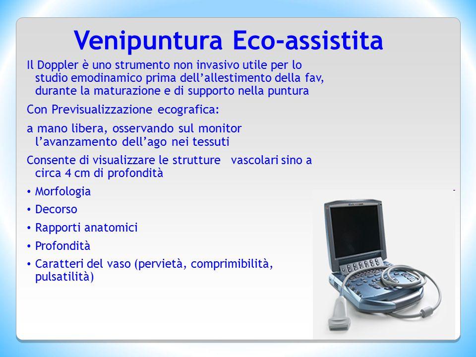Venipuntura Eco-assistita