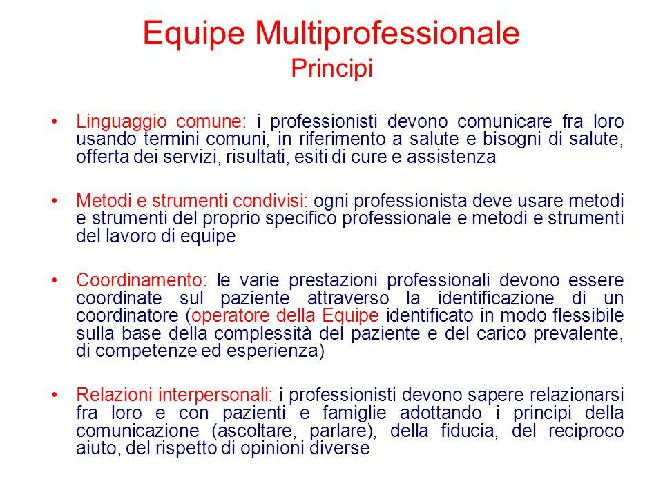 Equipe Multiprofessionale Principi