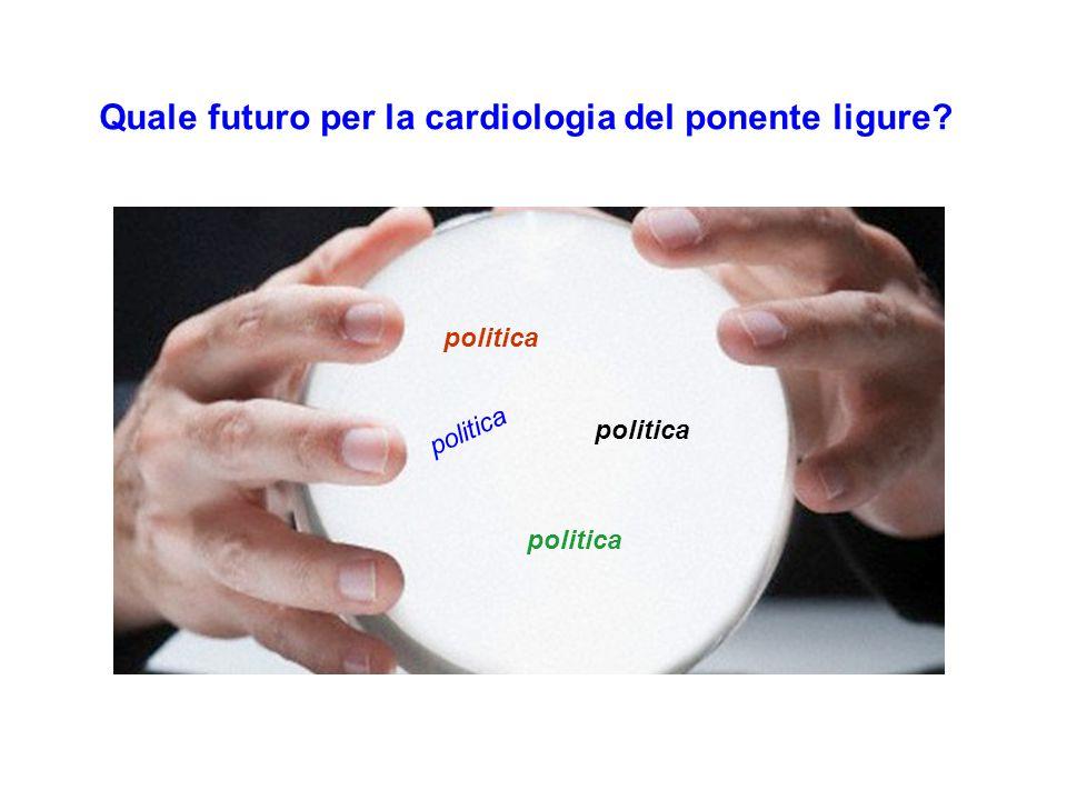 Quale futuro per la cardiologia del ponente ligure