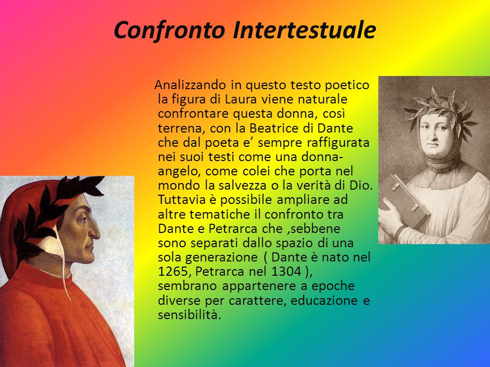 Confronto Intertestuale