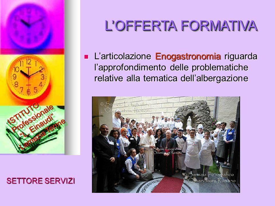 ISTITUTO Professionale L. Einaudi Lamezia Terme