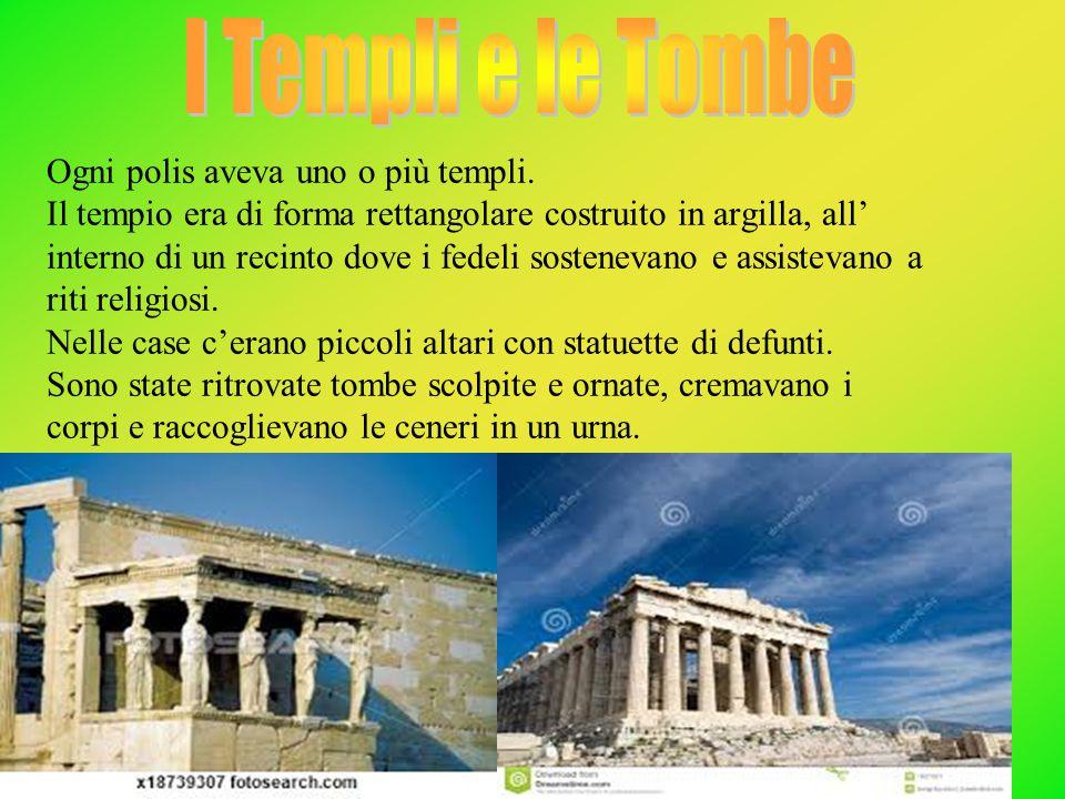 I Templi e le Tombe