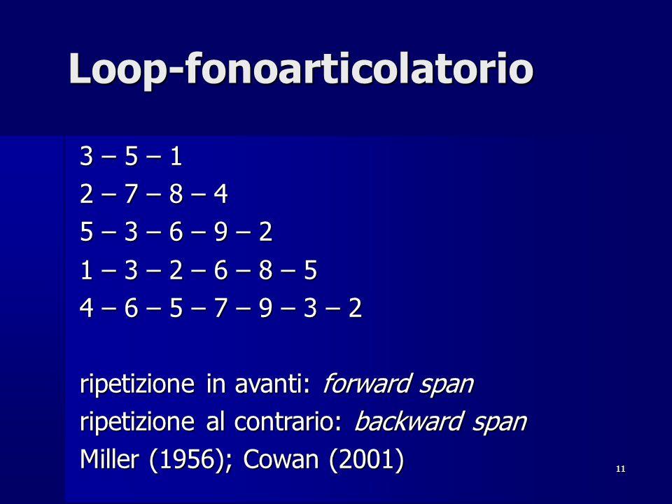 Loop-fonoarticolatorio