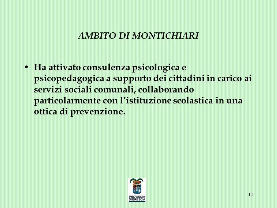 AMBITO DI MONTICHIARI