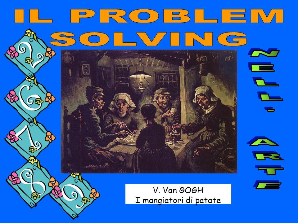 NELL ARTE IL PROBLEM SOLVING V. Van GOGH I mangiatori di patate