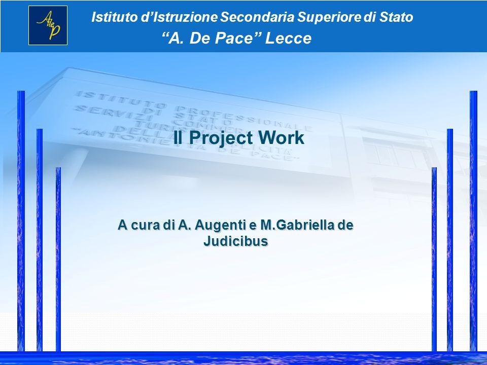 A cura di A. Augenti e M.Gabriella de Judicibus