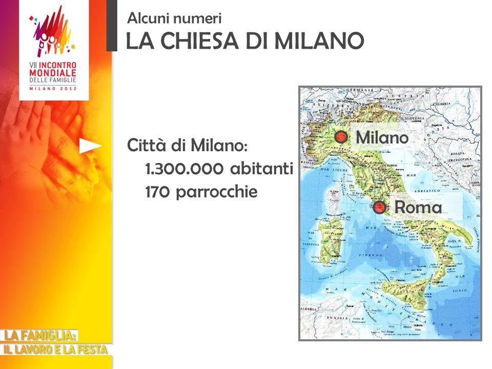 LA CHIESA DI MILANO Milano