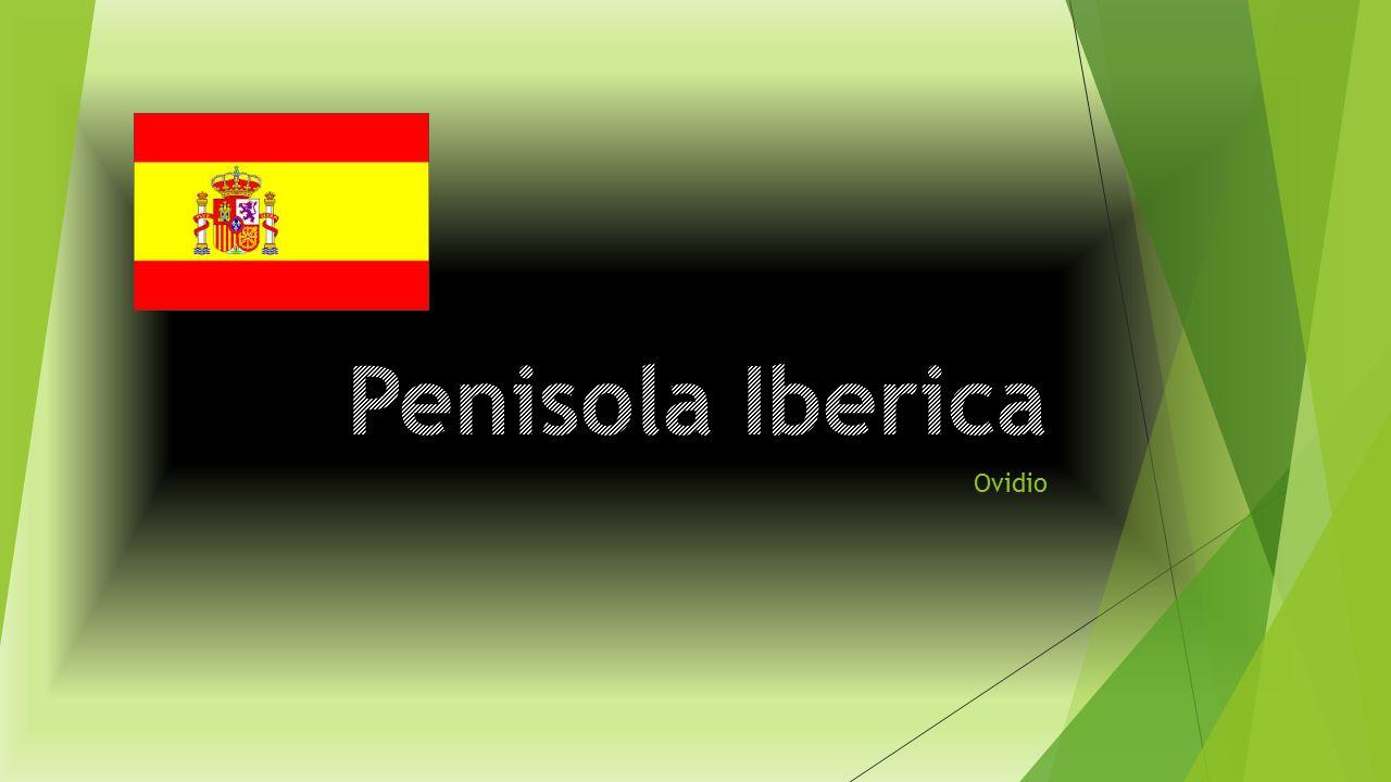 Penisola Iberica Ovidio
