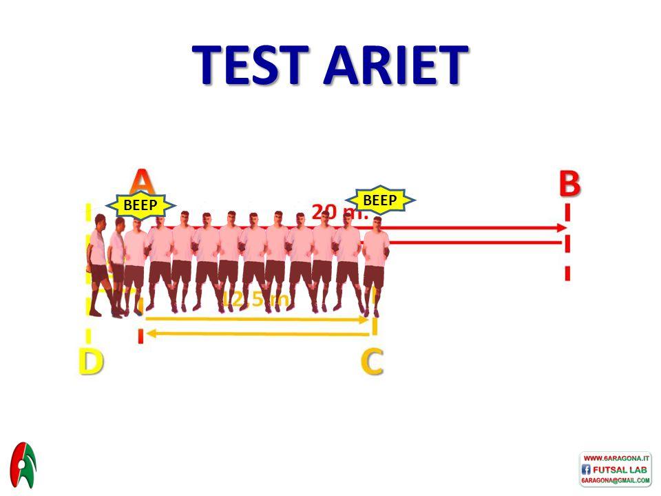 TEST ARIET BEEP BEEP