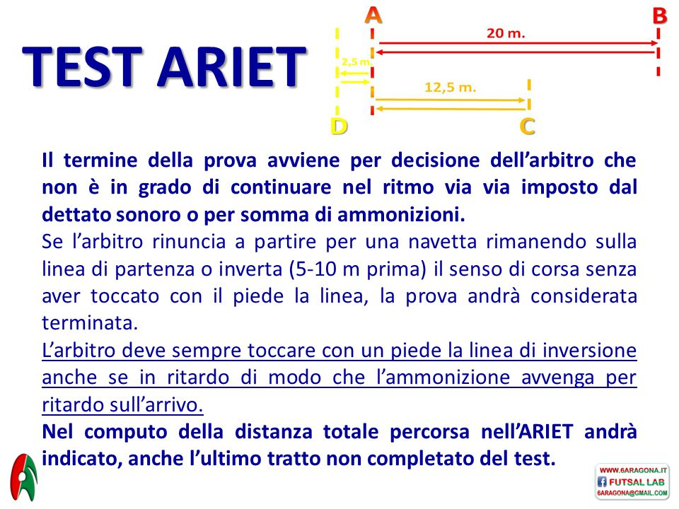 TEST ARIET