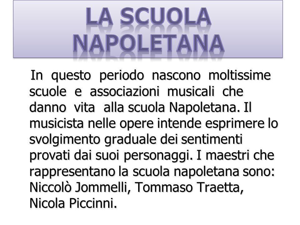 La scuola napoletana