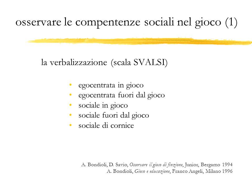 osservare le compentenze sociali nel gioco (1)