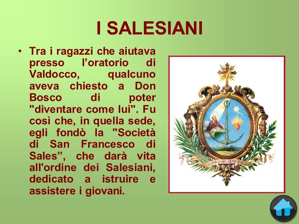 I SALESIANI