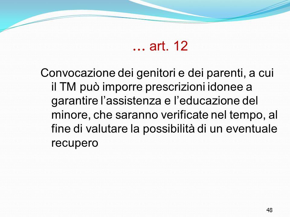 … art. 12