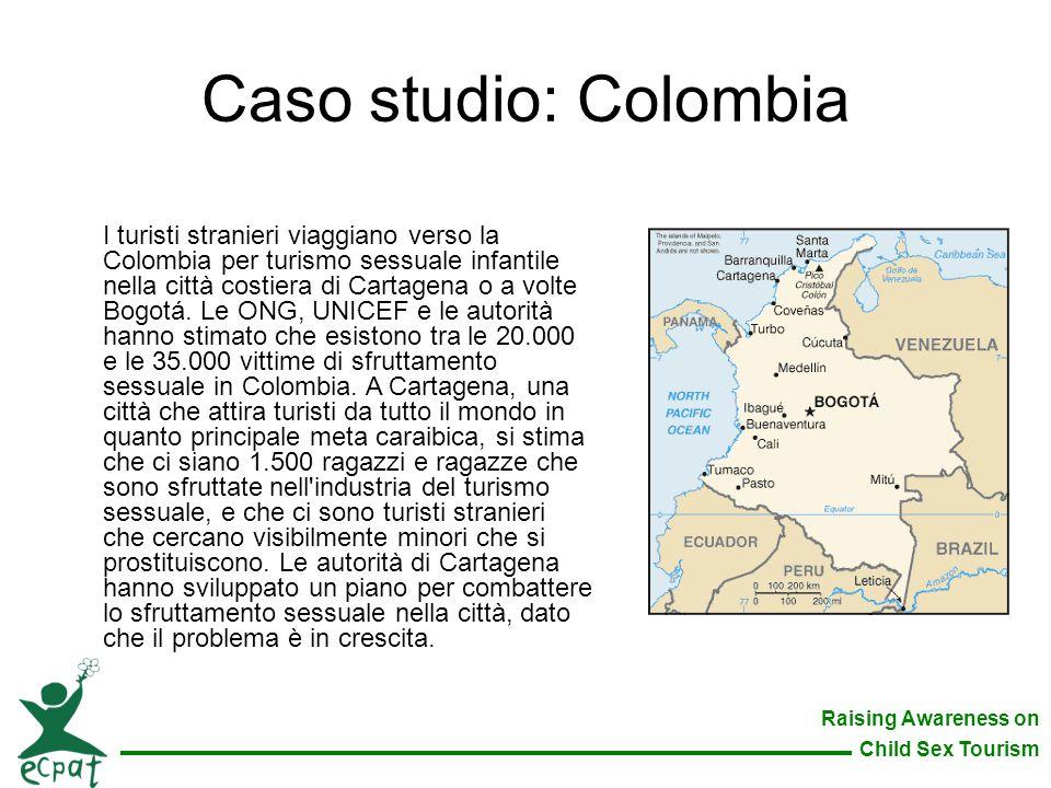 Caso studio: Colombia