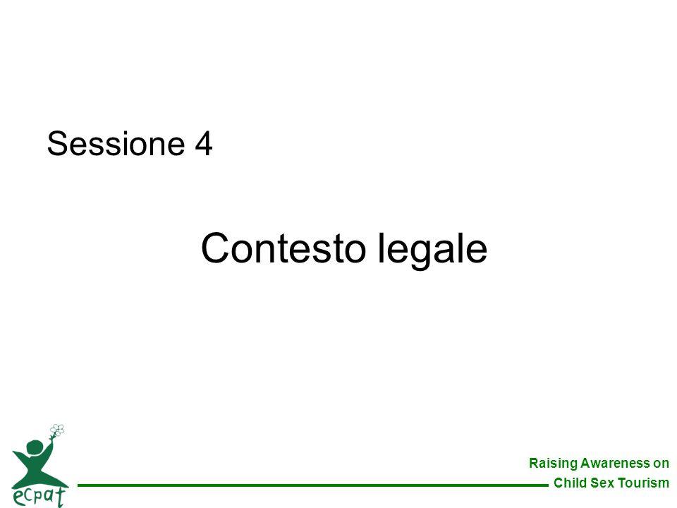 Sessione 4 Contesto legale