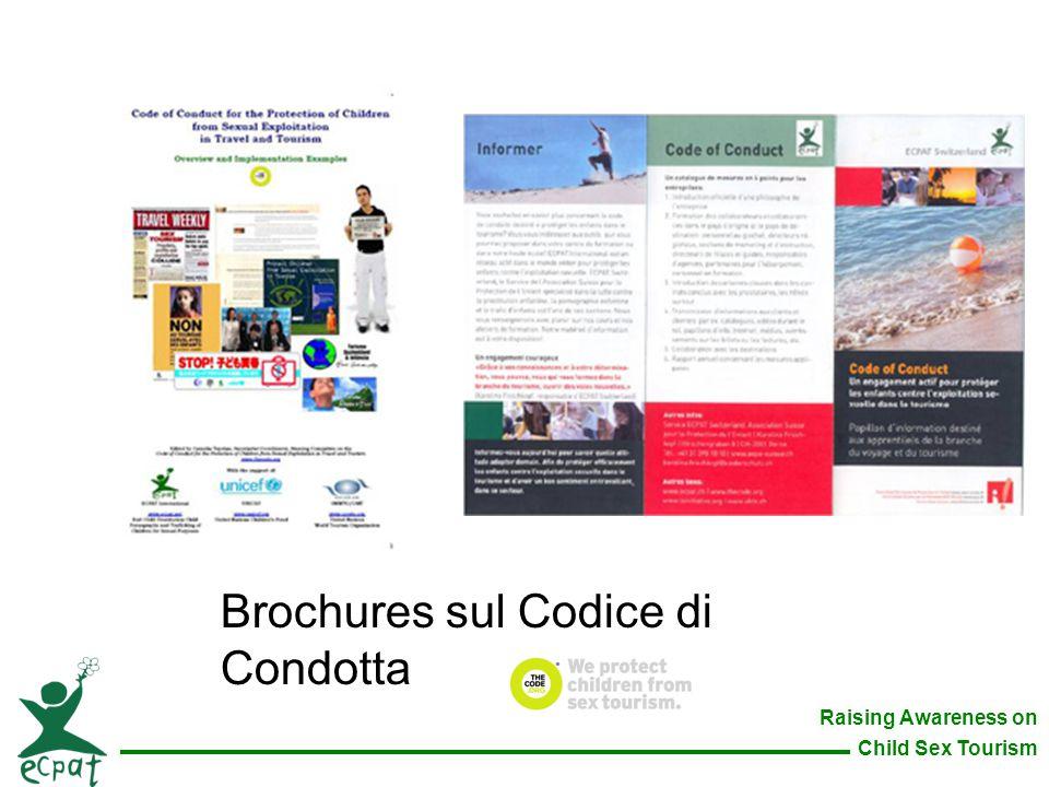 Brochures sul Codice di Condotta