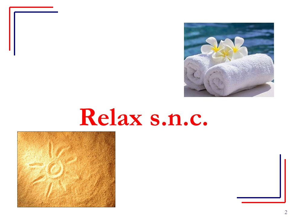 Relax s.n.c.
