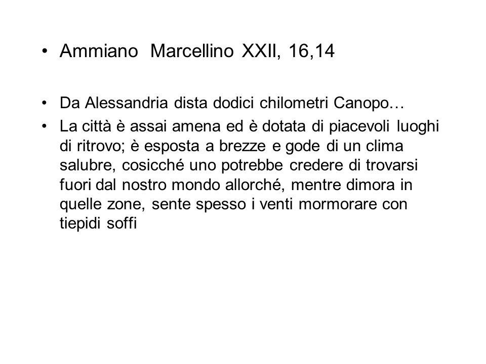 Ammiano Marcellino XXII, 16,14